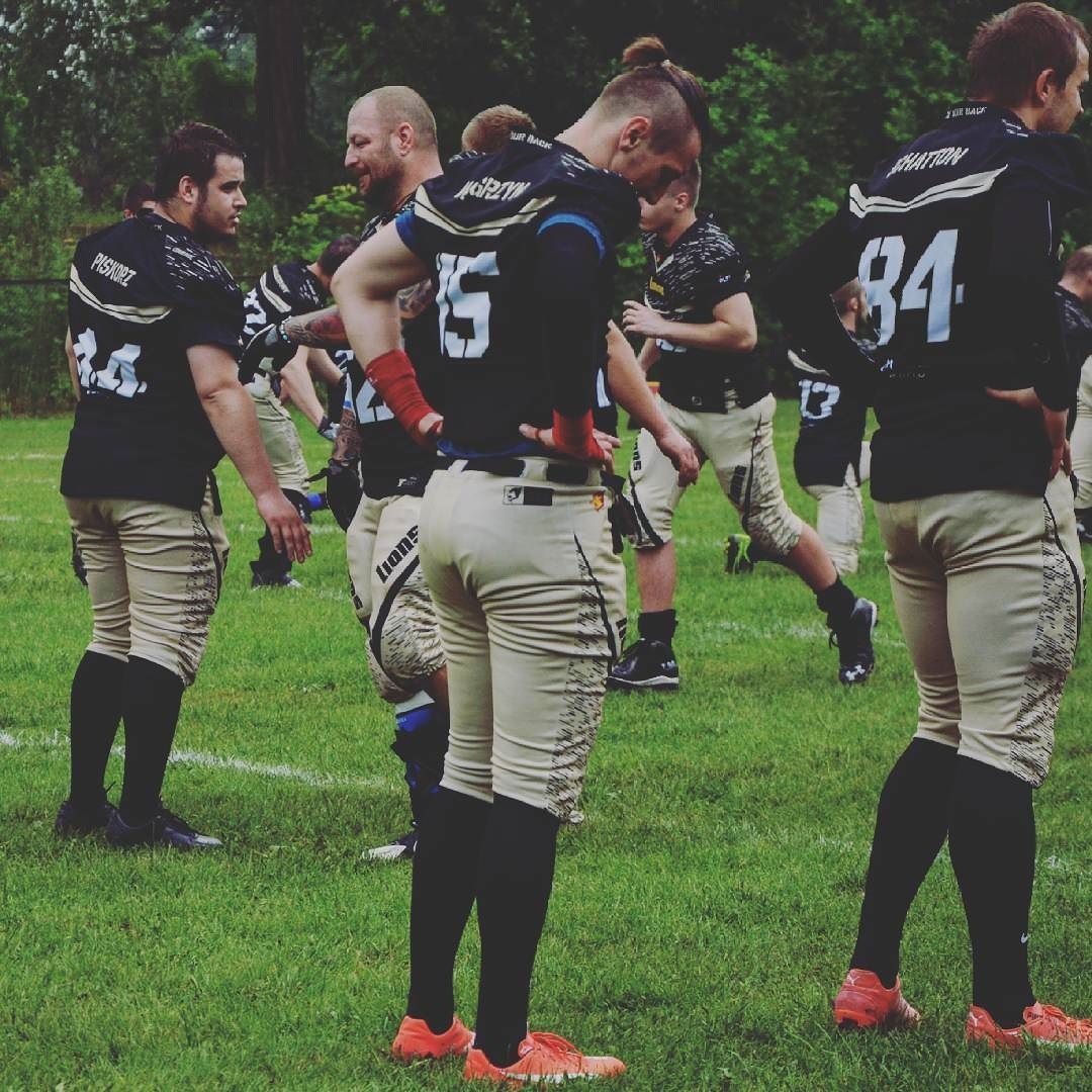 Prayer for Win #15 #WR #gliwice #kielce #scyzoryk #game #day #silesia #goodgame #passion #borntowin #fairplay #poland #play #off #football #american #plfa #sośnica by torez24
