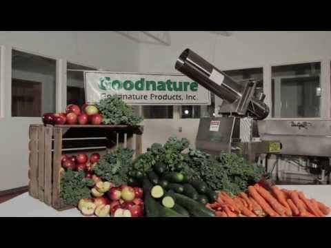▷ X-1 Commercial Cold Press Juicer Goodnature X1 - YouTube - fresh blueprint 3 commercial