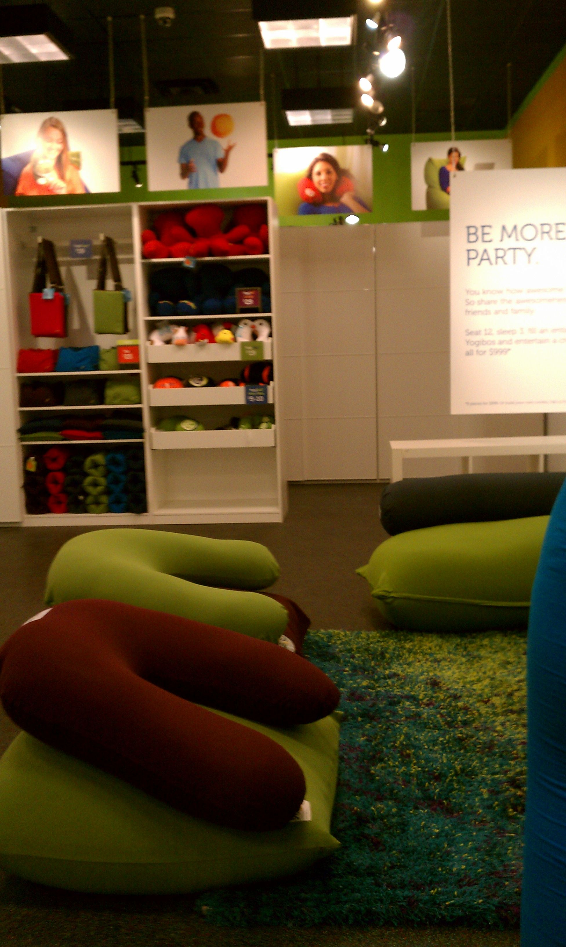 More options for your Yogibo collection. Cool furniture