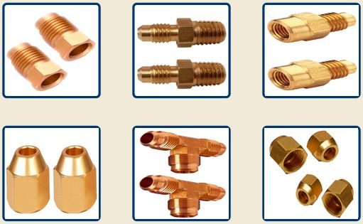 Pin On Brass Pipe Fittings