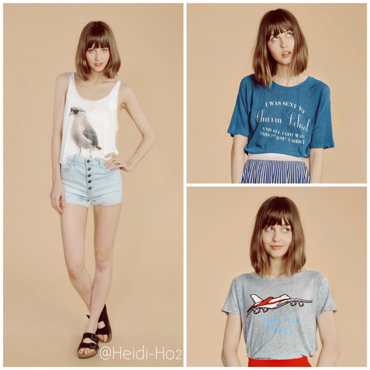 Wildfox HeidiHo2 Fashion, Women's top, Women
