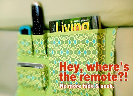 Sew A Bedside Caddy Bed Caddy Homemade Gifts For Men Sewing Patterns Free