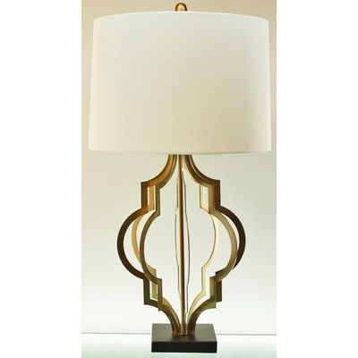 Tlc Home Amanda 32 5 H Table Lamp With