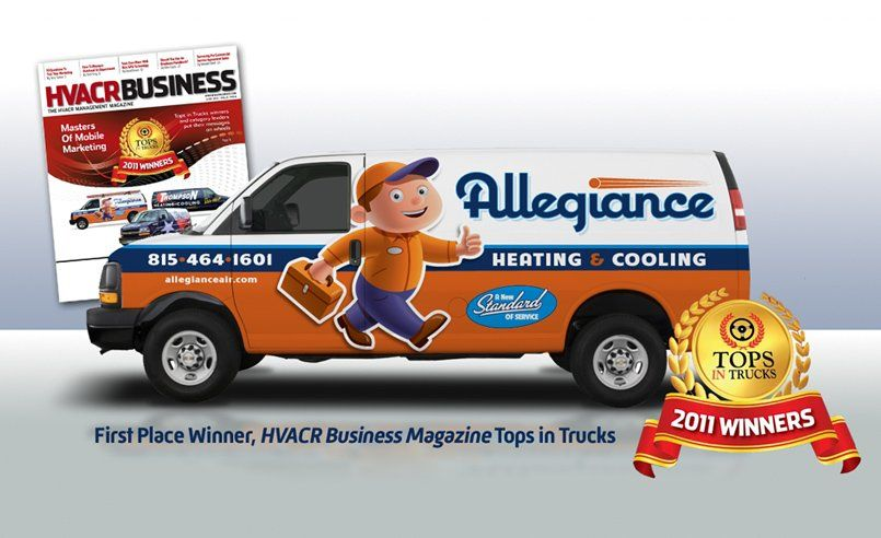 Our Best Hvac Truck Wraps Best Van Wraps Fleet Branding Truck