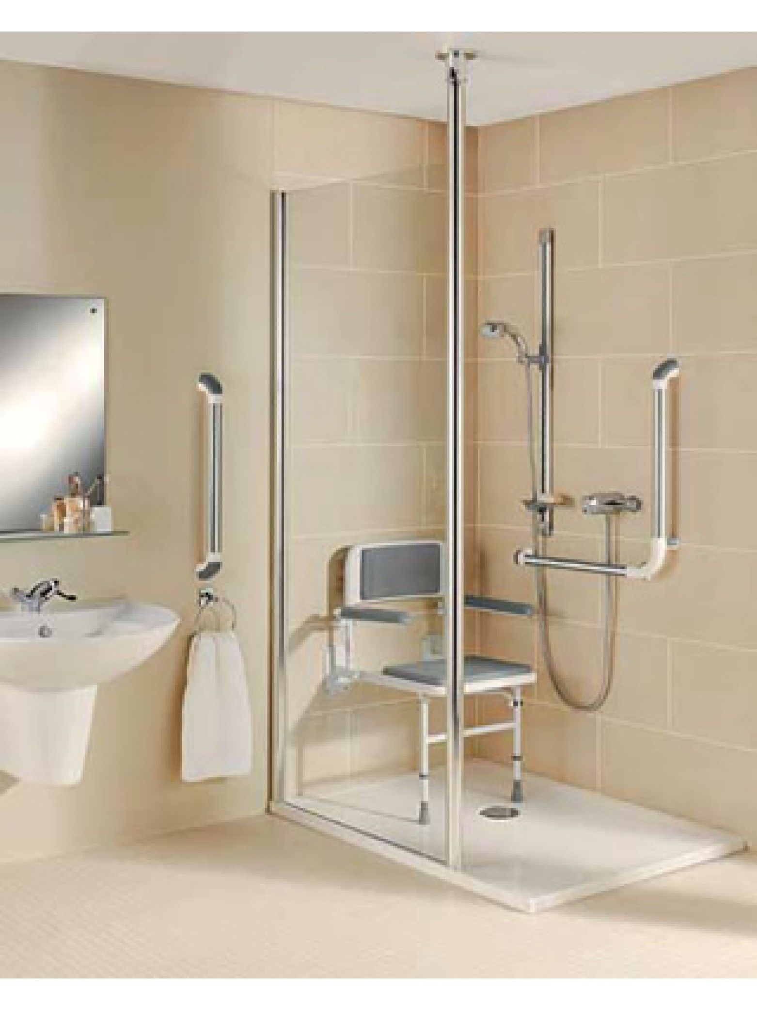 Pin by Heather Beczo on New bath ideas   Pinterest   Wet room shower ...