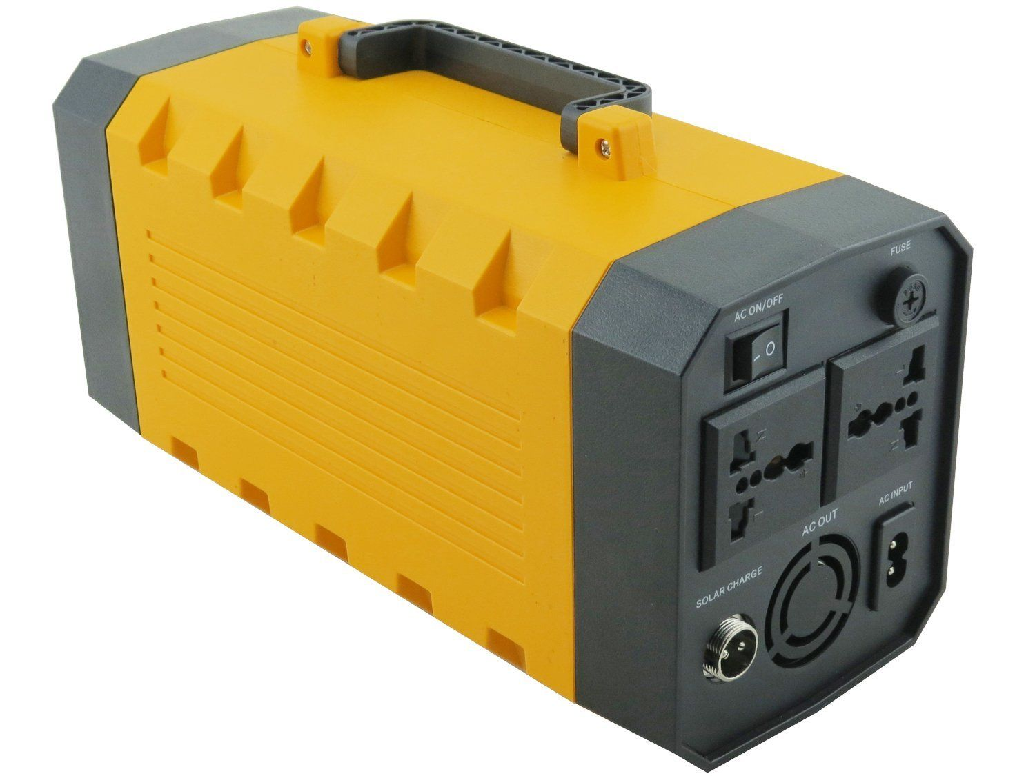 500W UPS Power Supply, 12V 26Ah - can be charged by solar ...
