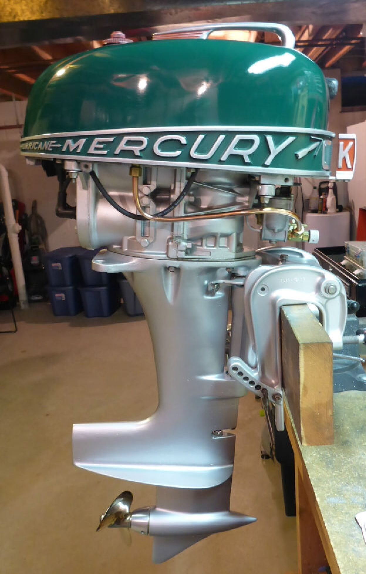 Mercury Outboard Motor Boat Motors Pinterest B 229 Tar