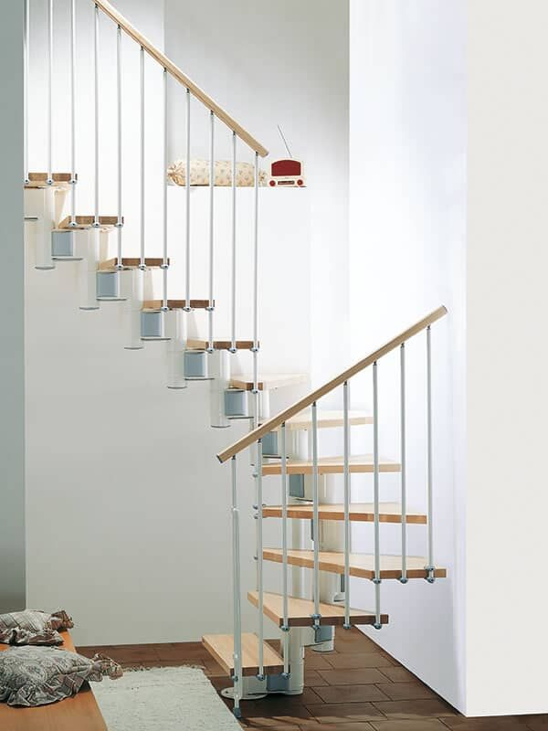 Best Kompact The Most Flexible Modular Staircase Kit Modular 400 x 300