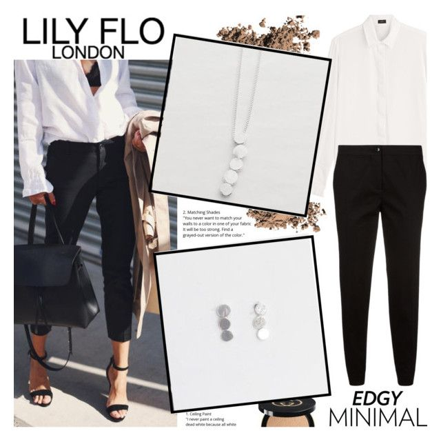 """""""LILY FLO JEWELLERY"""" by gaby-mil ❤ liked on Polyvore featuring Joseph, Dolce&Gabbana, Gucci, Etro, necklace, earrings and lilyflojewellery"""