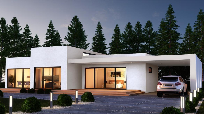 Paris donacasa 180m2 hormig n celular con trasdosado for Precios de casas modernas