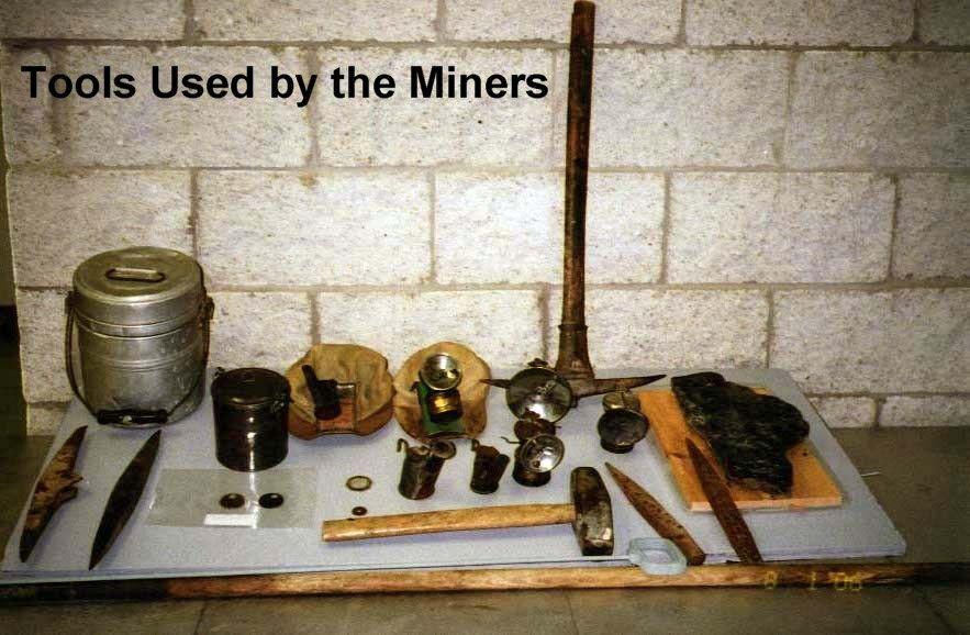 Coal Mining Tools Coal Mining Coal Miners Ancient Tools