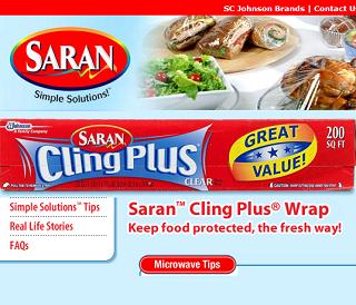 Saran wrap coupons
