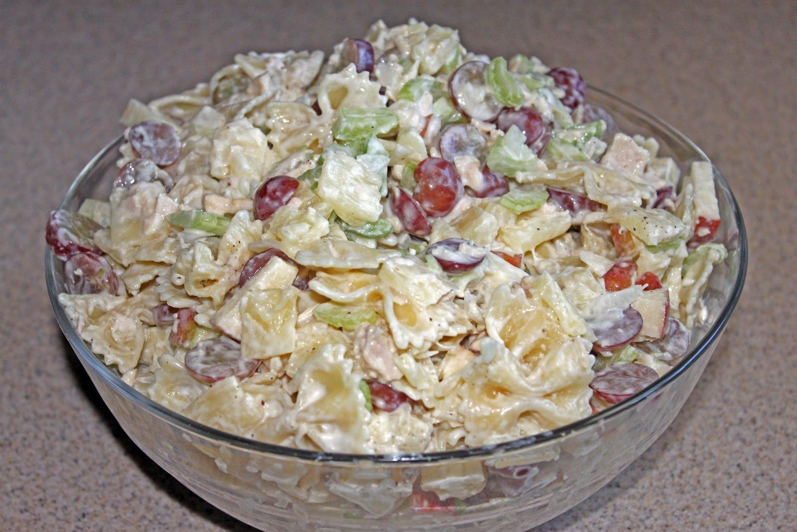 The Recipe Nut | Best Recipes and Cooking Ideas: Chicken Pasta Salad