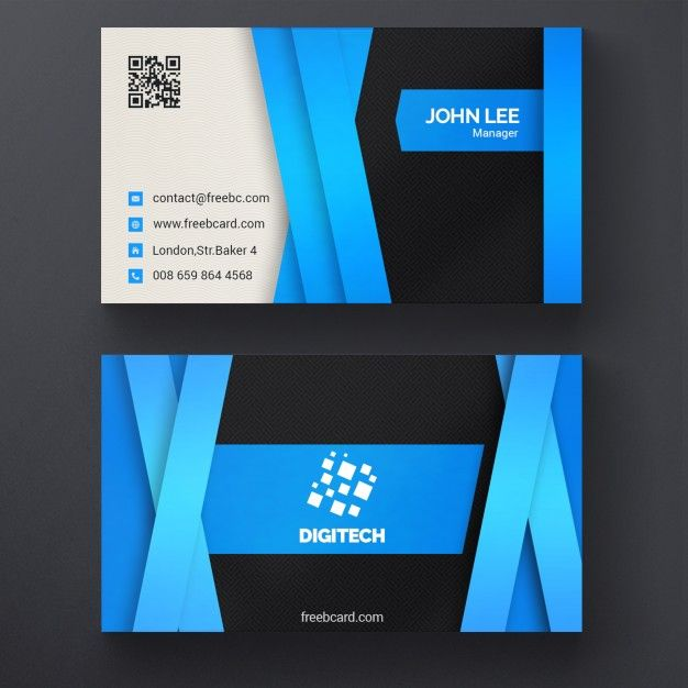 Download Blue Corporate Business Card Template For Free Corporate Business Card Business Cards Creative Fashion Business Cards Creative