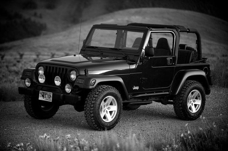 2000 Jeep Wrangler Sargent Schutt