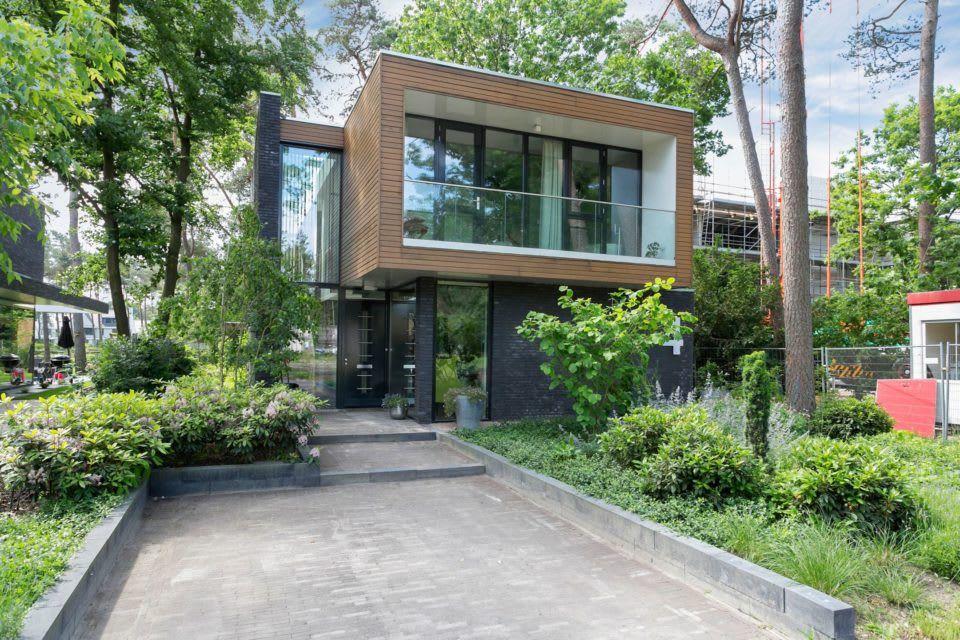 Wonen in het bos villa door bongers architecten in homify