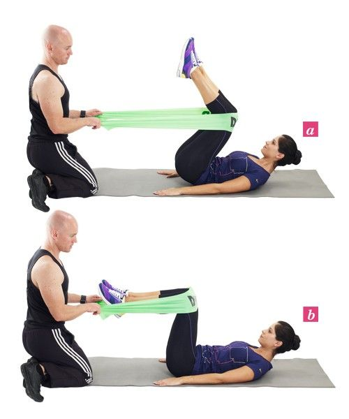 Lower Abs (With images)   Abs workout Trx ab workout ...