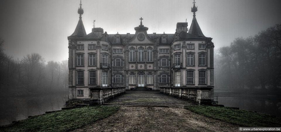 Beautiful Places Abandoned And Creepy Pinterest