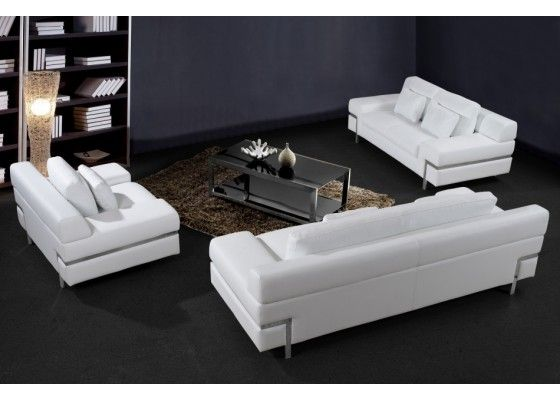 Tokyo Leather Sofa Set White Leather Sofas Leather Sofa Set Leather Couch Decorating