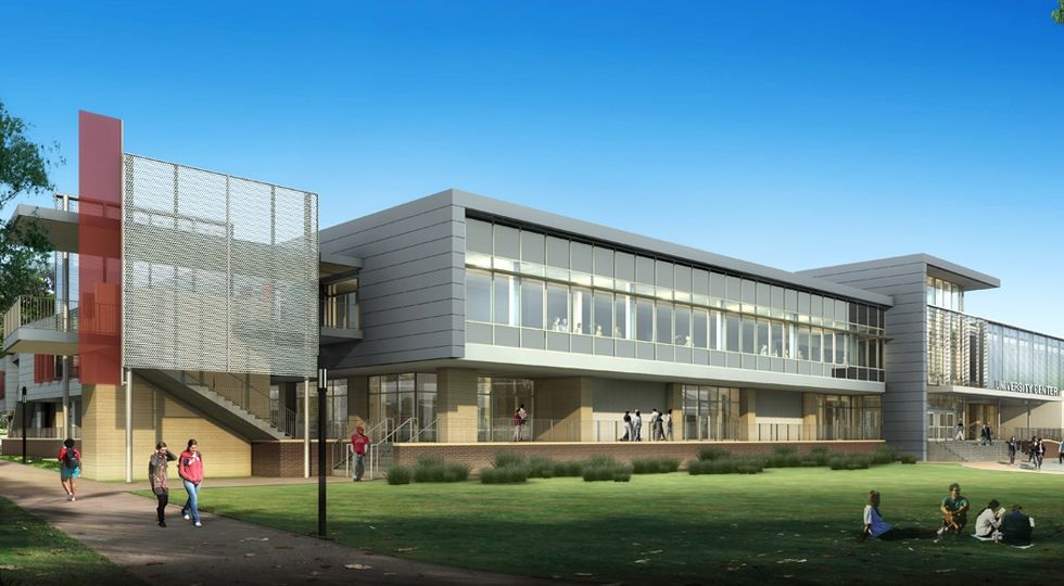 university of houston university center transformation