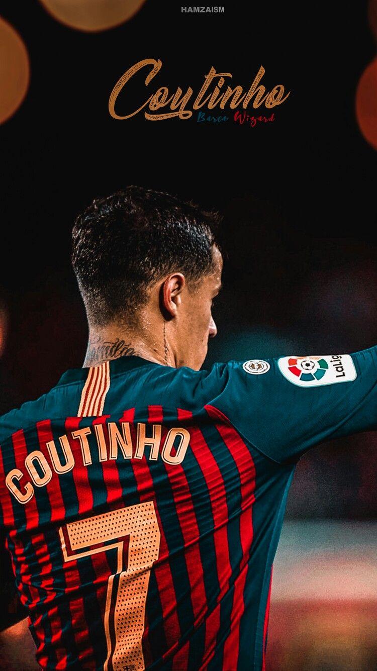 Coutinho Barcelona 2018 Jogadores de futebol, Futebol