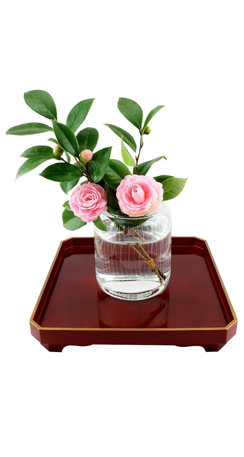 Photo of Japanese Lacquer Tray