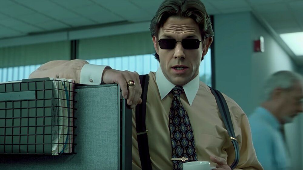Neo From THE MATRIX Takes The Blue Pill and Ends Up in OFFICE SPACE in This Fun Deepfake Mashup Video