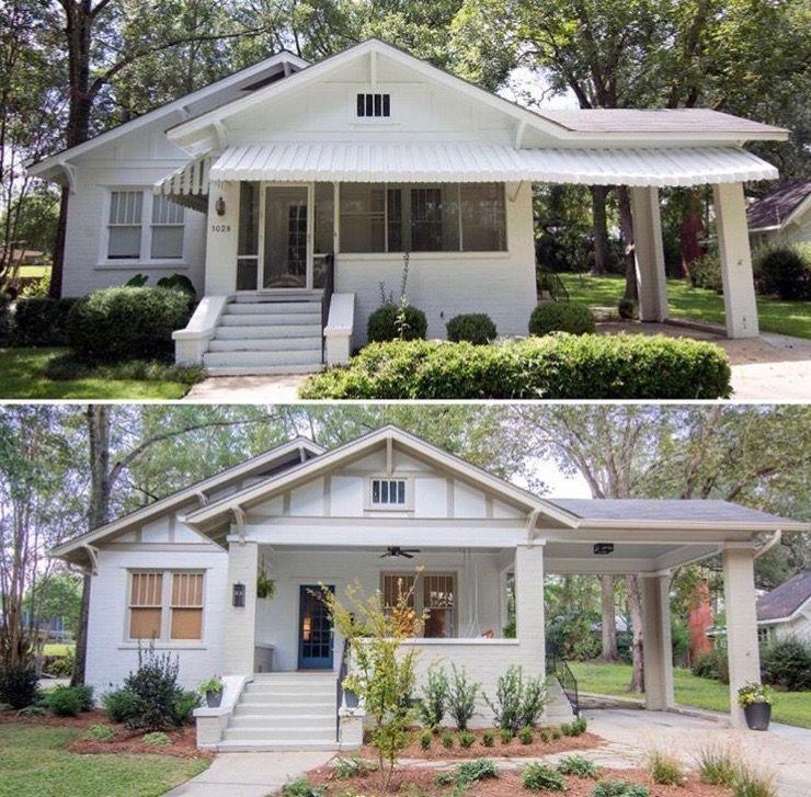 Atlanta Bungalow Renovation: Pin By Debbie Brown On House In 2019