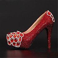 Women's Shoes Platform Stiletto Heel Pumps with R... – DKK kr. 415