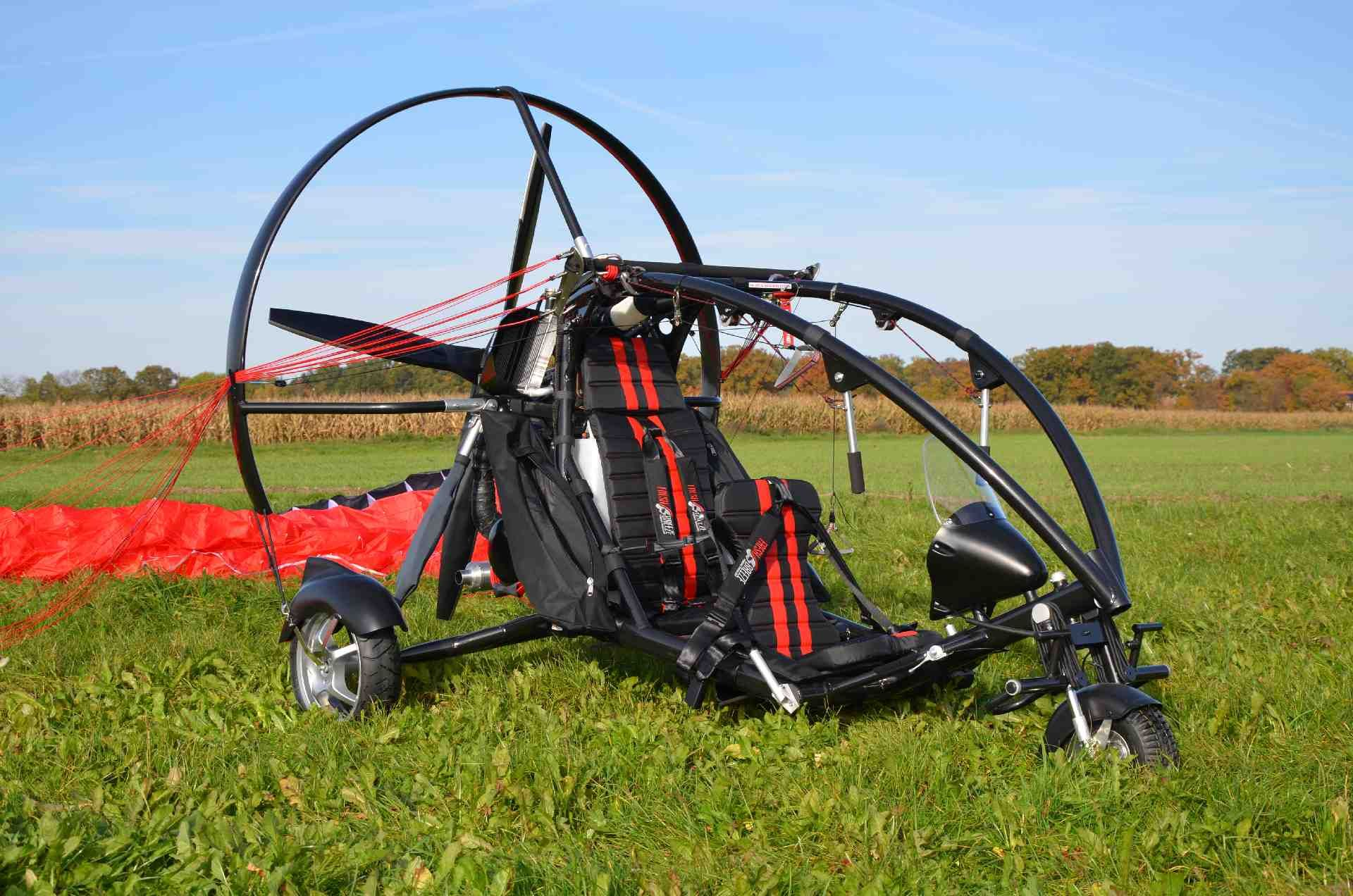 Fresh Breeze // XCitor   Powered parachute, Baby strollers