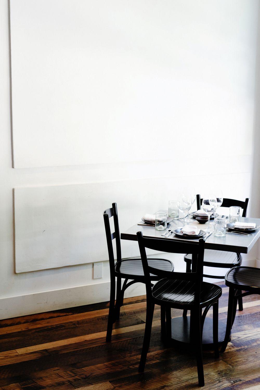 No 246 Smith Hanes Restaurant Interior Seating