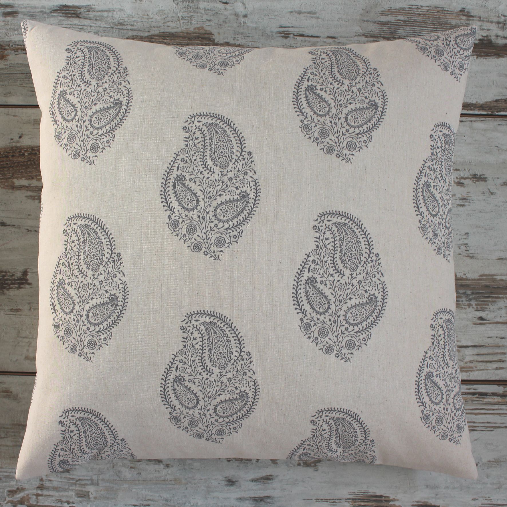 Charcoal Cushion (With Images