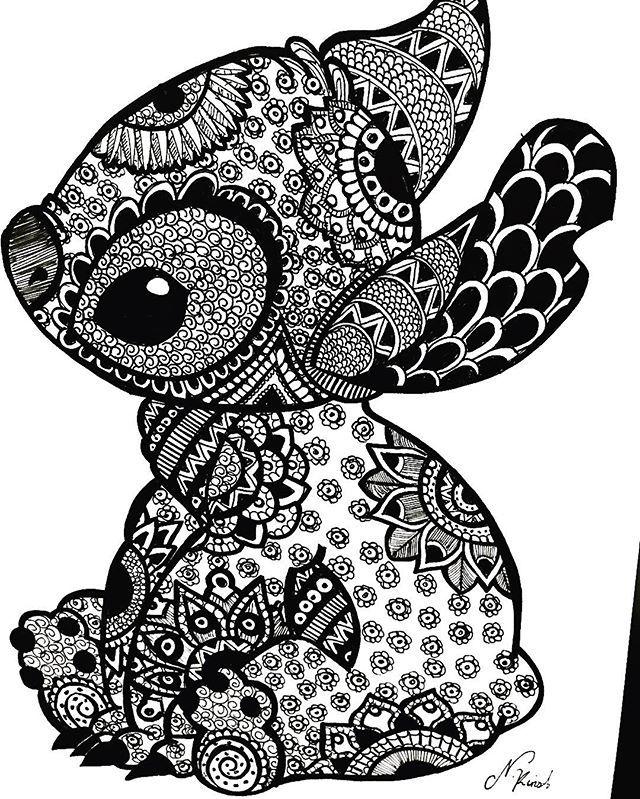 stitch coloring pages to print - el arte de la vida consiste en hacer de la vida una obra