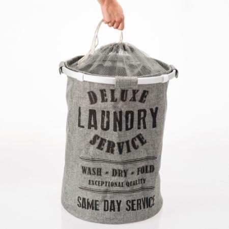 Bolsa Laundry Deluxe Para Ropa Sucia Baño Morph $ 599.0 - Morph