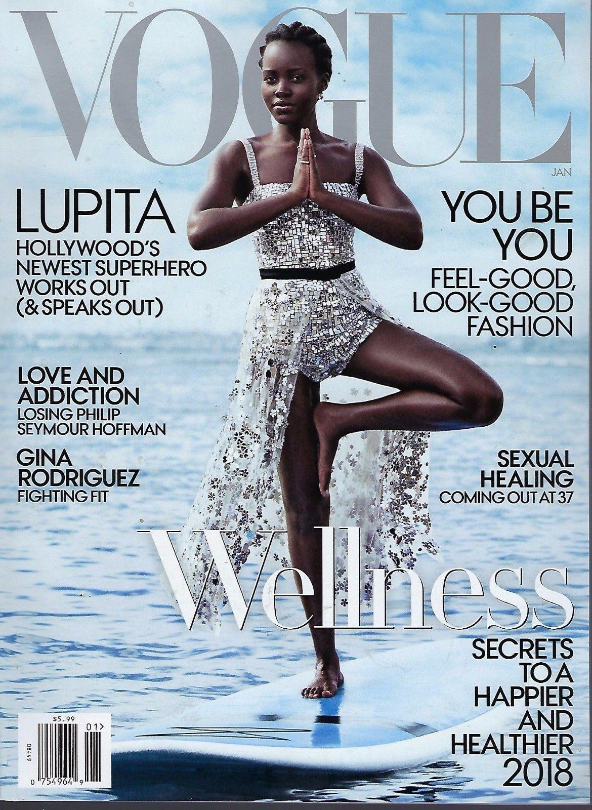 4048c5b19a3c Vogue US January 2018 - Lupita Nyongo