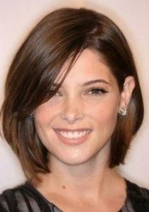 Medium Length Hairstyles For Round Faces Over 50 Hair Cut Ideas