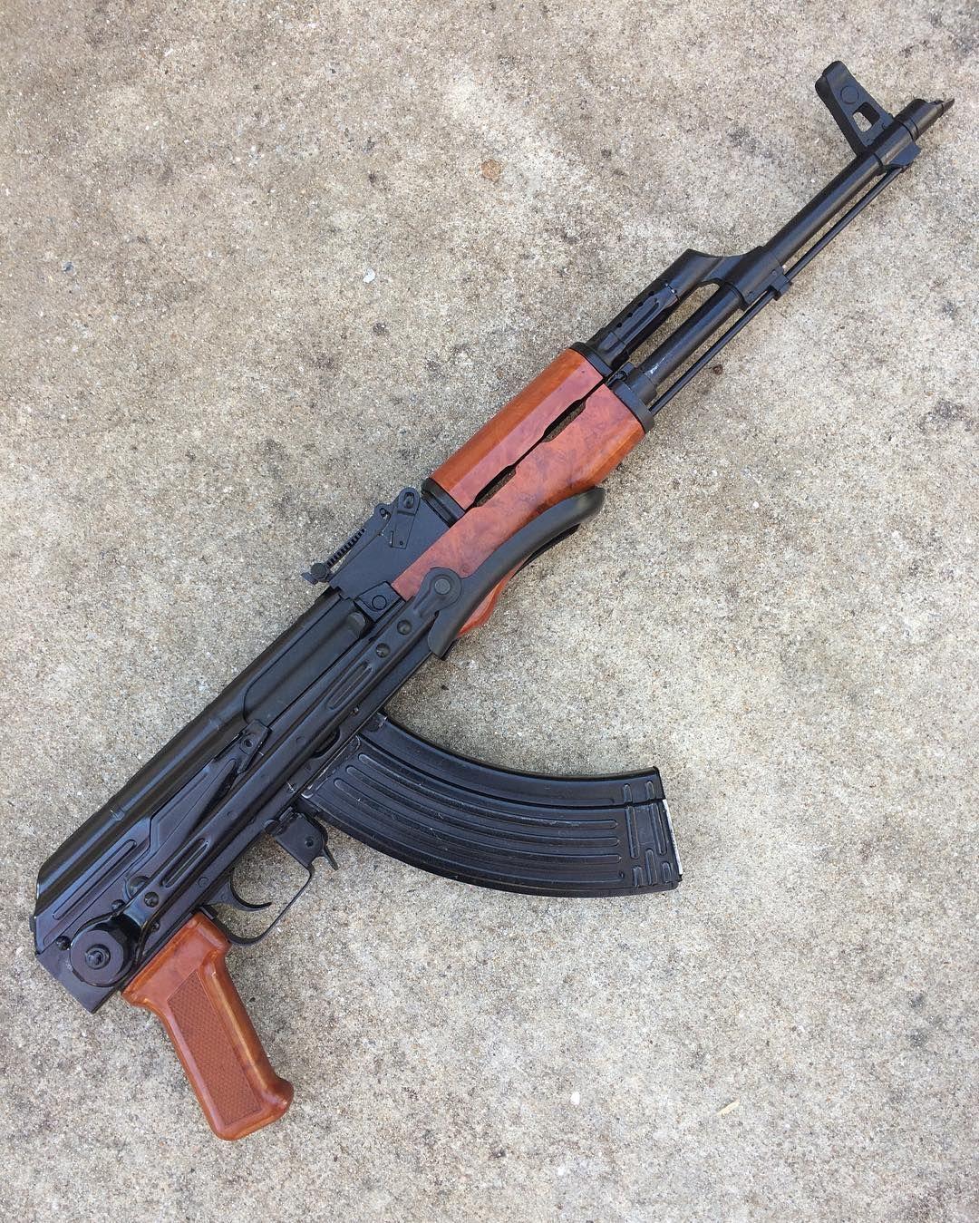 ak47 #akms #762x39 #ak63ds #rifle #gun #bakelite #bulgarian
