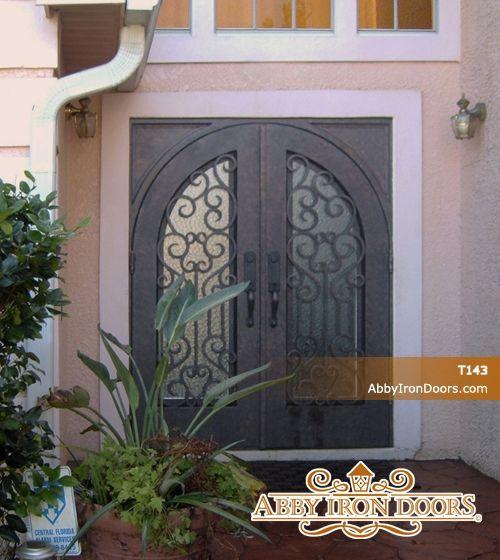 Abby Iron Doors & Abby Iron Doors   house stuff   Pinterest   Iron Doors and House pezcame.com