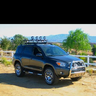 Lifted Rav4 Rav4 Offroad Rav4 Rav4 Custom