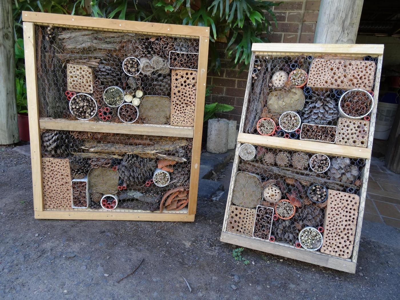 How to make an insect hotel - by Althea from the ...