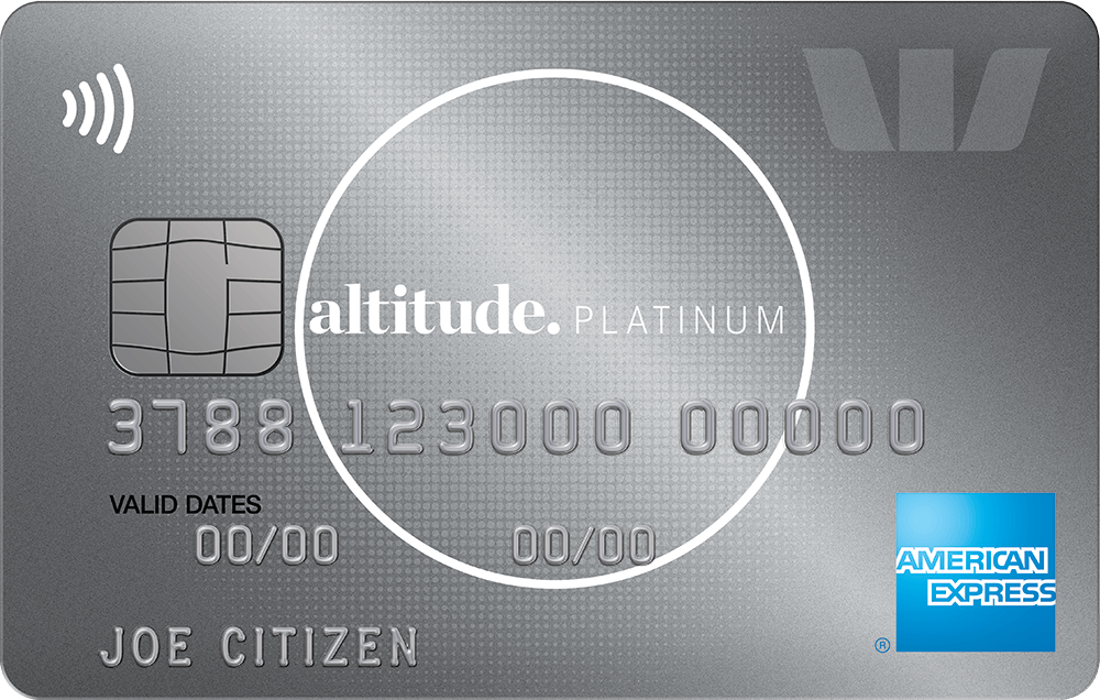 Altitude Platinum Amex Credit Card Design Member Card Platinum Credit Card
