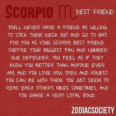 Best love for scorpio