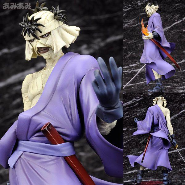 Rurouni Kenshin: Makoto Shishio 1/8 Complete
