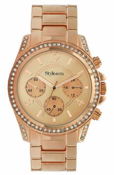Michael Kors Rose Gold Watch Dupe  a06071730ca