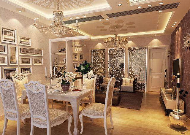 Opulent Vintage Kitchen  Luxury Dining Room 2 Add Some Luxurious Entrancing Luxurious Dining Room Inspiration