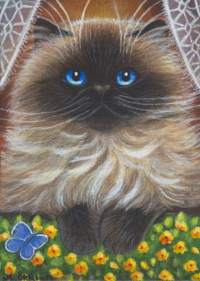 The Games Factory 2 Cat Art Teacup Persian Cats Cats Kittens