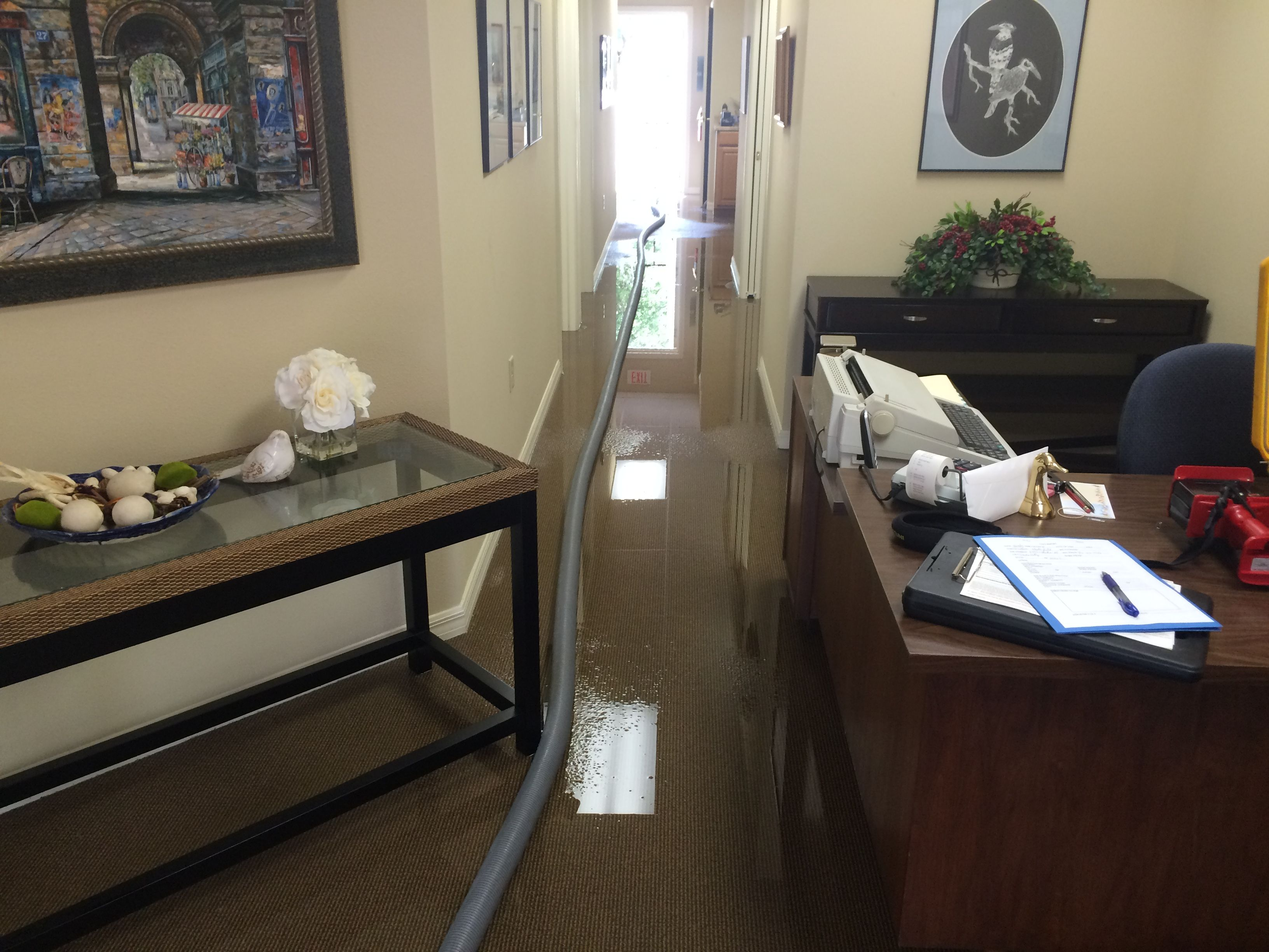 Your Very Own Flood...Flood Damage advice Tampa Flooded