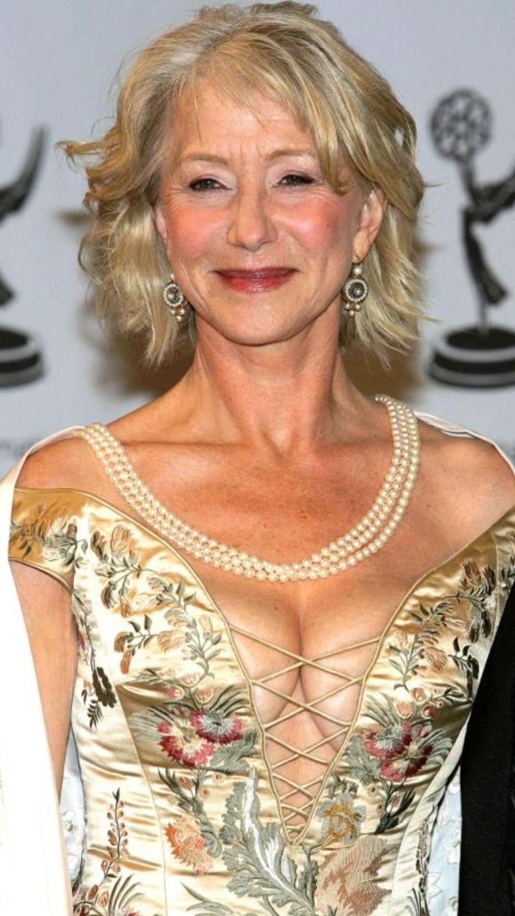 Helen Mirren - britische Schauspielerin russischer Abstammung