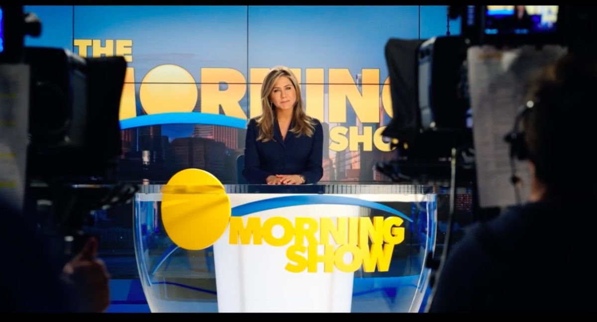 Apple Releases Trailer of Drama The Morning Show