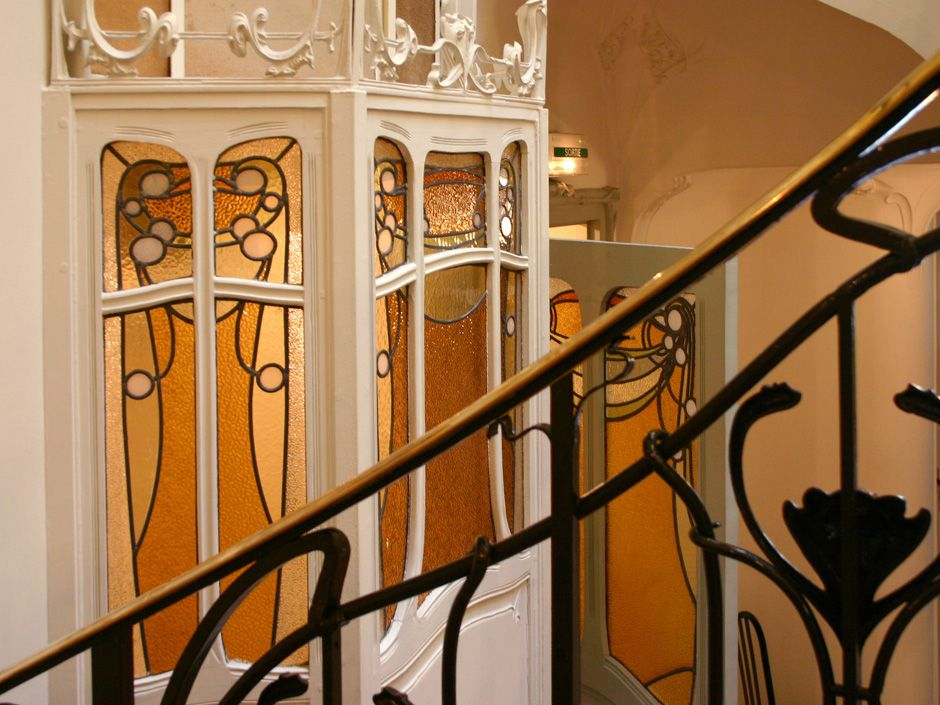 Hôtel Mezzara - Hector Guimard